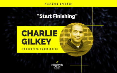 Start Finishing with Charlie Gilkey