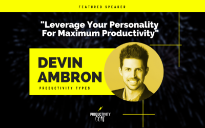 Productivity Types with Devin Ambron
