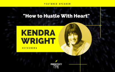 Hustle With Heart with Kendra Wright